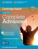 Complete Advanced 2nd Edition
